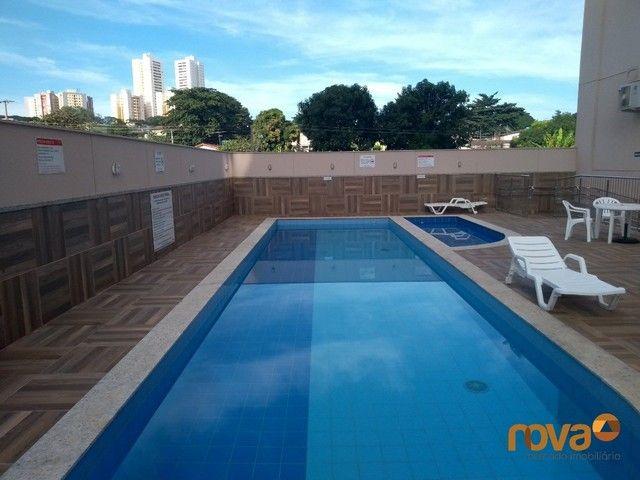Apartamento à venda com 2 dormitórios em Setor negrão de lima, Goiânia cod:NOV236380 - Foto 12