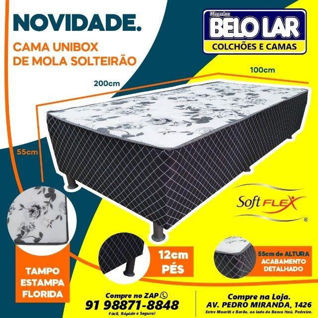 Unibox Solteirão De Mola, Compre no zap *