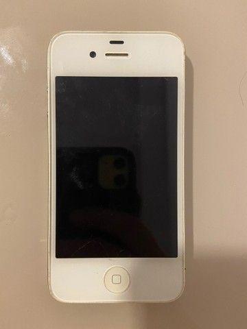 Vendo iPhone 4S 8GB Pra Peças!!  - Foto 2