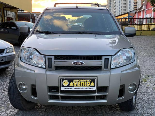 ECOSPORT 2008/2008 1.6 XLT FREESTYLE 8V FLEX 4P MANUAL - Foto 5
