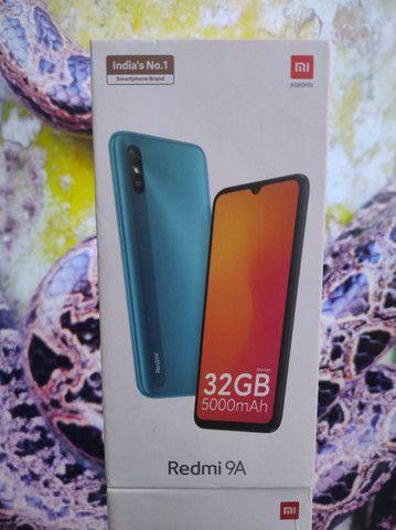 SALDÃO DE JANEIRO! REDMI 9A da Xiaomi.. Novo LACRADO Garantia entrega!
