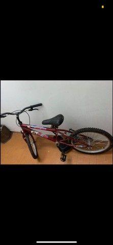 Bicicleta seminova  - Foto 2