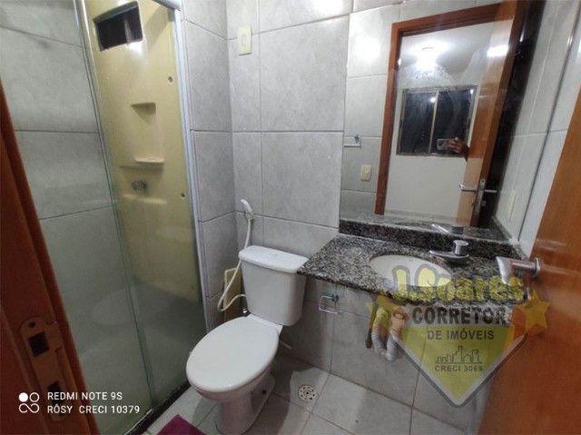 Tambaú, 3 quartos, 2 suítes, 100m², R$ 1.800, Aluguel, Apartamento, João Pessoa - Foto 10