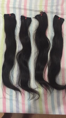 Cabelo Humano em Tela para Mega Hair  - Foto 2