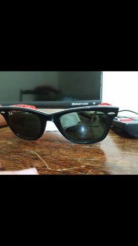 Óculos Rayban wayfarer - Foto 6