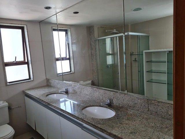 Apartamento com 4 quartos para alugar, 300 m² por R$ 13.500/ano - Pina - Recife/PE - Foto 5