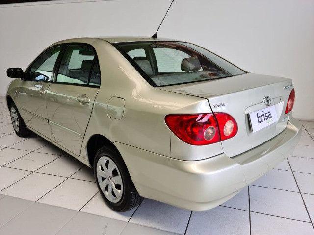 Toyota Corolla XLI 1.6 2008 automático - Foto 6