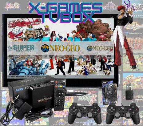 TV Box com jogos Arcade - Foto 3