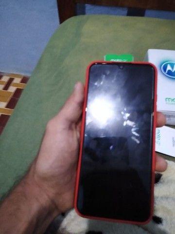 Moto G 8 Power 65gb 3 mês de uso com todos acessórios e nota fiscal.
