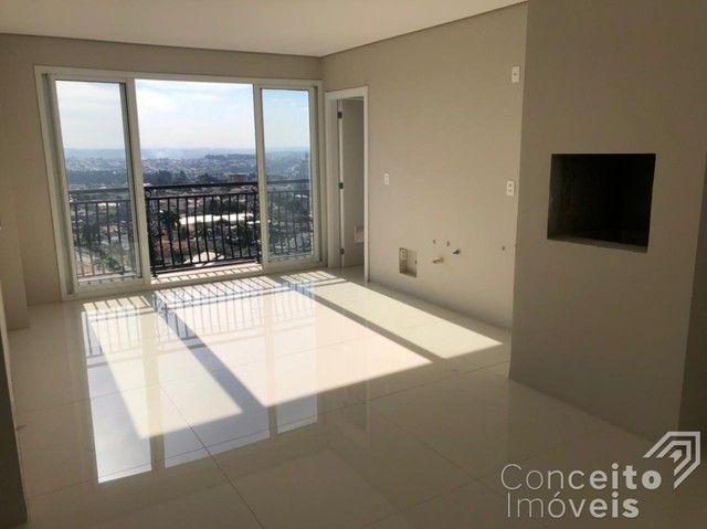 Apartamento à venda com 3 dormitórios em Jardim carvalho, Ponta grossa cod:392629.001 - Foto 7