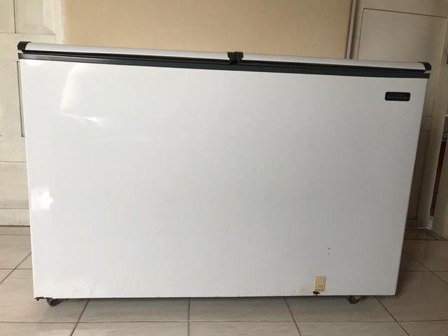 Freezer Esmaltec 468L