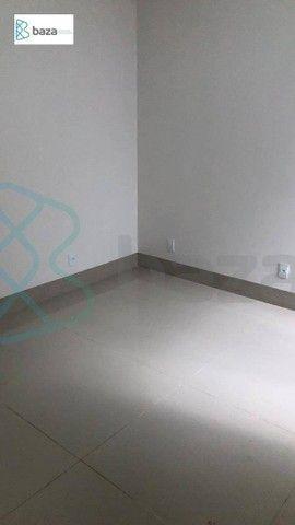 Casa com 3 dormitórios à venda, 148 m² por R$ 759.000,00 - Residencial Aquarela Das Artes  - Foto 14