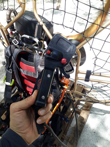 Paramotor completo