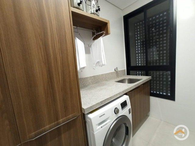 Apartamento à venda com 2 dormitórios em Setor oeste, Goiânia cod:4952 - Foto 13