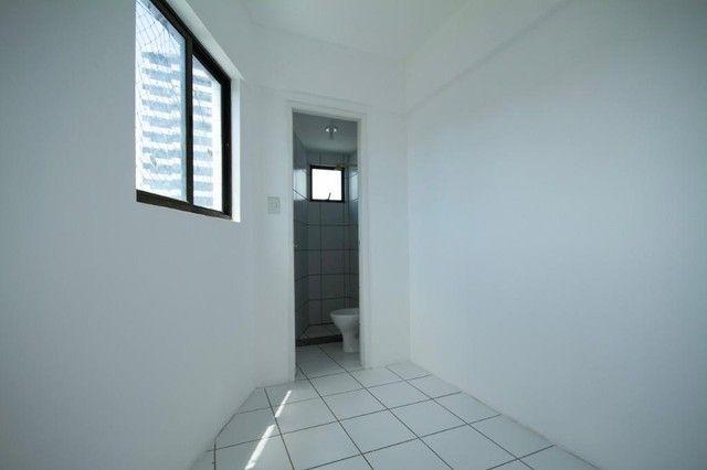 Apartamento com 3 quartos para alugar, 94 m² por R$ 3.385/mês com taxas - Boa Viagem - Rec - Foto 20