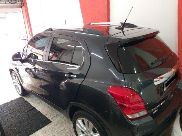 Tracker Premier Top  Nova troco e financio aceito carro ou moto maior ou menor valor - Foto 4
