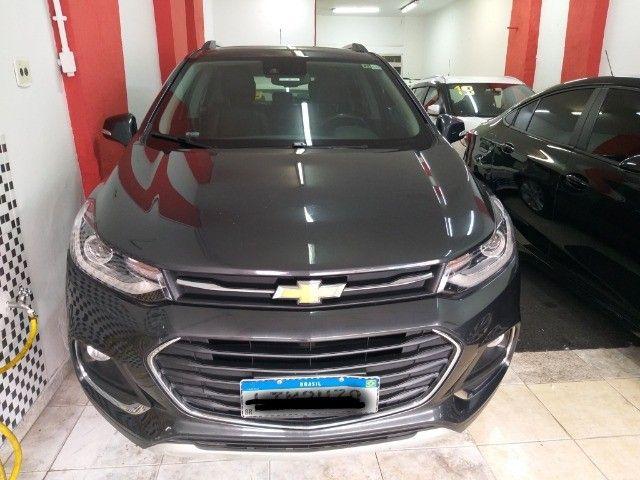 Tracker Premier Top  Nova troco e financio aceito carro ou moto maior ou menor valor