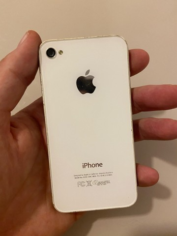Vendo iPhone 4S 8GB Pra Peças!!  - Foto 3