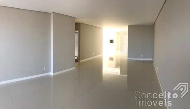 Apartamento à venda com 3 dormitórios em Jardim carvalho, Ponta grossa cod:392629.001 - Foto 8