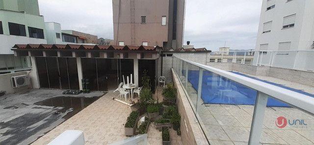 (CÓD:2472) Apartamento de 3 dormitórios - Balneário do Estreito / Fpolis - Foto 3