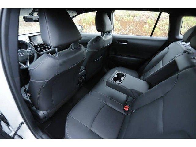 Toyota Corolla CROSS XRE 2.0 DIRECT SHIFT FLEX - Foto 9
