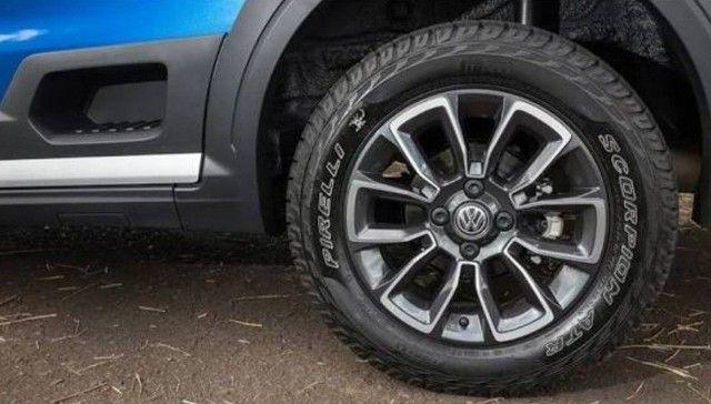 Roda aro 17 VW Saveiro Cross G7 - Foto 4