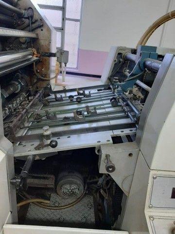 Máquina Sakurai Automática Pneumática  - Foto 5