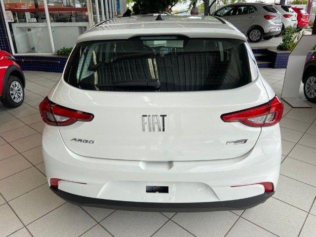 Fiat 0KM Argo Drive 1.0 2021/2021 - Branco R$ 65.840 - Foto 4