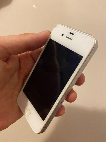 Vendo iPhone 4S 8GB Pra Peças!!  - Foto 6