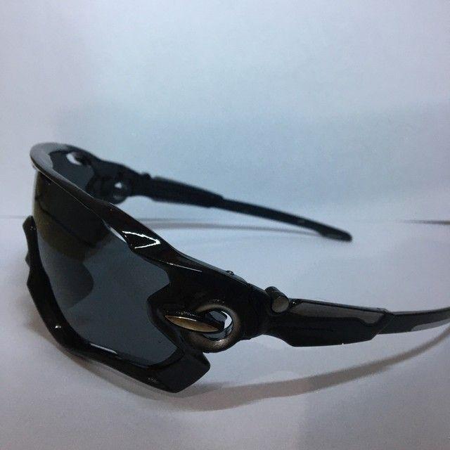 Óculos Ciclismo Sol e Transparente  - Foto 3