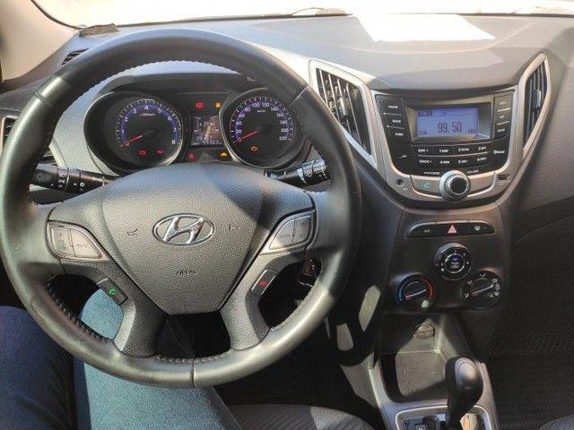 Hyundai hb20s 2014 1.6 comfort style 16v flex 4p automÁtico - Foto 6