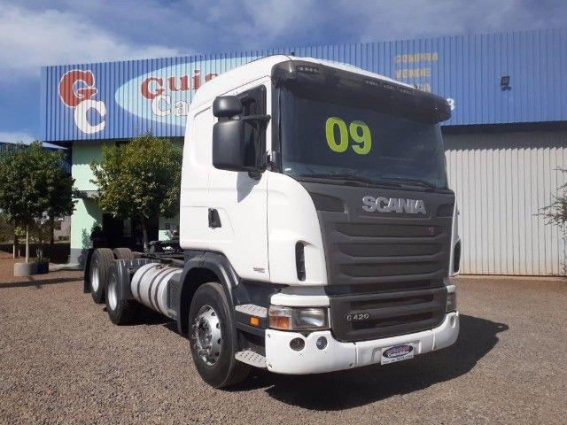 Scania G420 2009