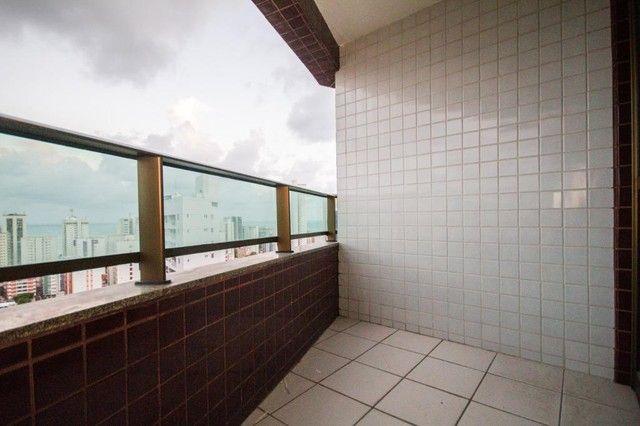 Apartamento com 3 quartos para alugar, 94 m² por R$ 3.685/mês - Boa Viagem - Recife/PE - Foto 5