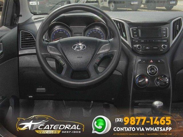 Hyundai HB20 Unique 1.0 Flex 12V Mec. 2019 *Novíssimo* Carro Impecável* Aceito Troca - Foto 8