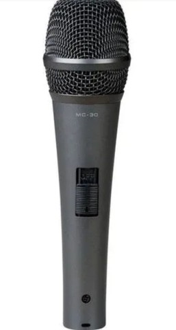 Microfone MC-30 + Cabo 5 metros - Foto 2