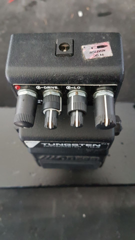 Pedal Onerr Tungsten Drivemaster TO-3 - Foto 4