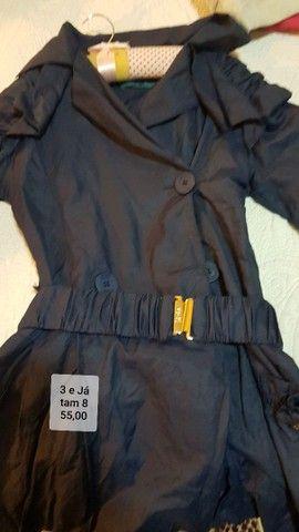 Lindas roupas de Marca menina  - Foto 6