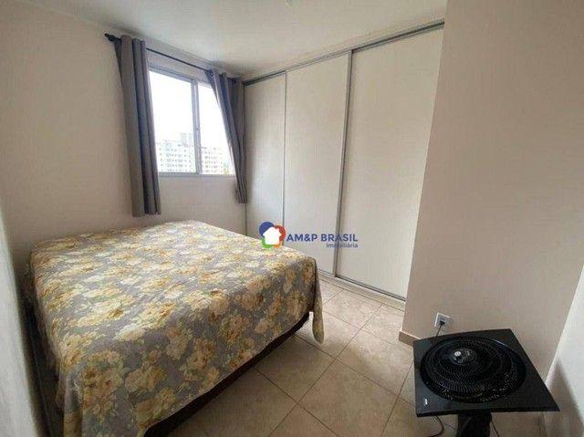 Apartamento com 2 dormitórios à venda, 58 m² por R$ 225.000,00 - Setor Negrão de Lima - Go - Foto 6