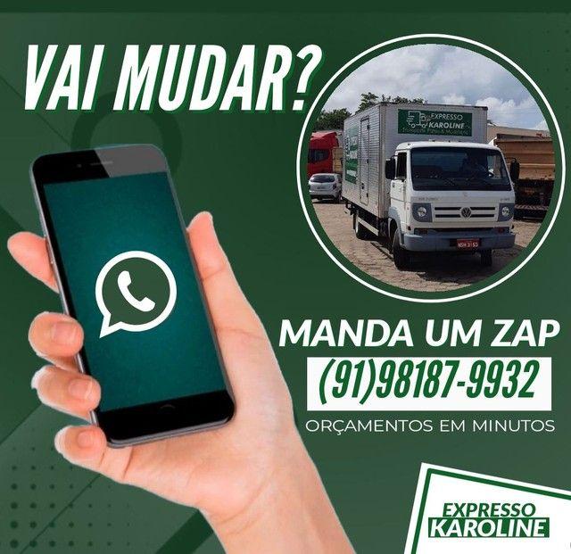 Transportes & Mudanças(MARITUBA/ANANINDEUA/BELÉM)