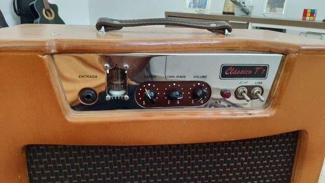 Amplificador Borne T7 Valvulado  - Foto 3