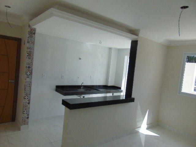 Lindo apto (em fase de acabamento) com excelente área privativa de 2 quartos. - Foto 9
