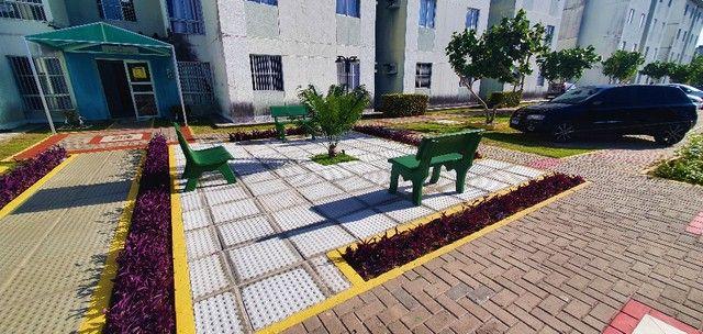 Apartamento no Janga - Condomínio Quinta do Mar - Por Trás do Bompreço - R$ 850 - Foto 6