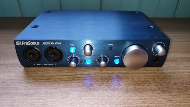 Interface de Áudio Presonus Itwo - Foto 3