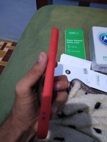 Moto G 8 Power 65gb 3 mês de uso com todos acessórios e nota fiscal. - Foto 3