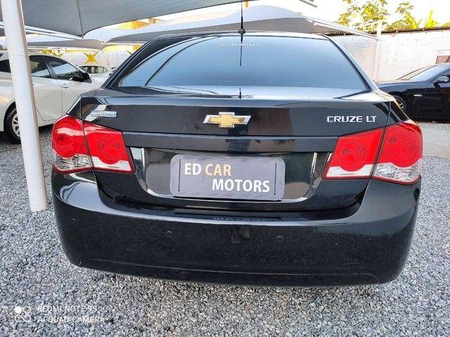 CRUZE 2012/2013 1.8 LT 16V FLEX 4P AUTOMÁTICO - Foto 5