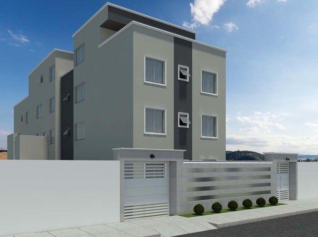 Apartamento 02 quartos com suíte bairro Santa Terezinha - Foto 6