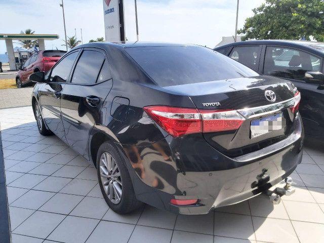 Corolla XEI 2017 (Blindado) - Foto 5