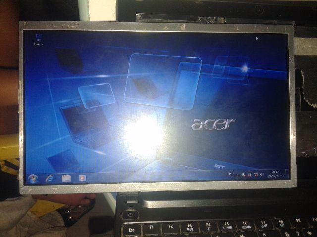 Tela netbook acer aspire one 10.1 N101L6 -L01 REV.2