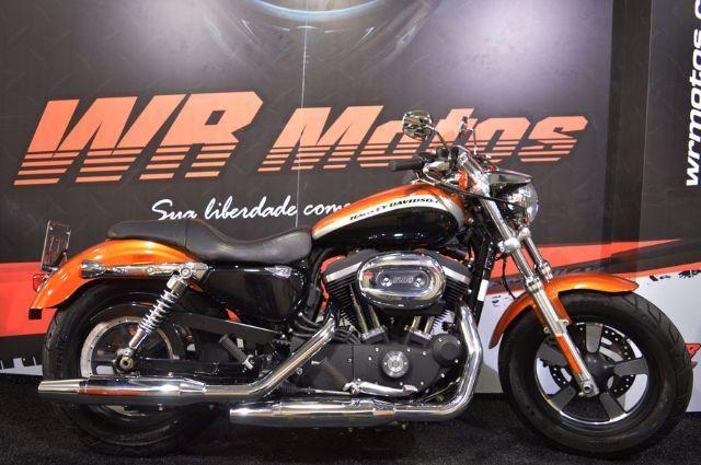 Harley-davidson Xl 1200 CA - 2015 - Apenas 6.000 km