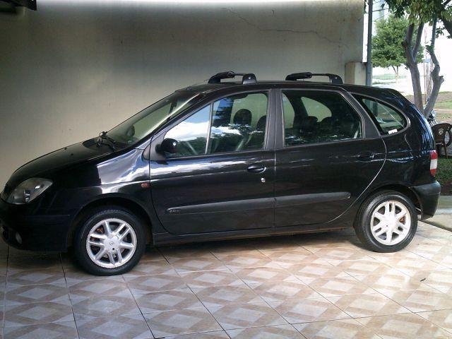 Abaixo da Fipe - Renault Scenic 2.0 16v - Automática 2003/2004